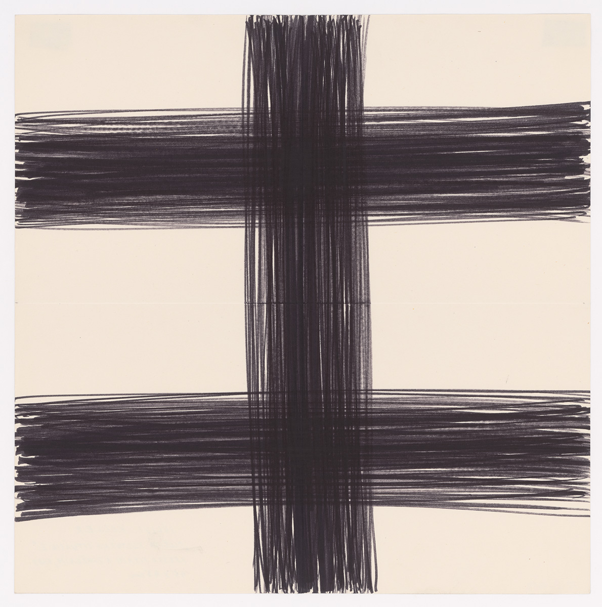 Július Koller, Zložitá kultúrna situácia II.. 1989. Považská galéria umenia