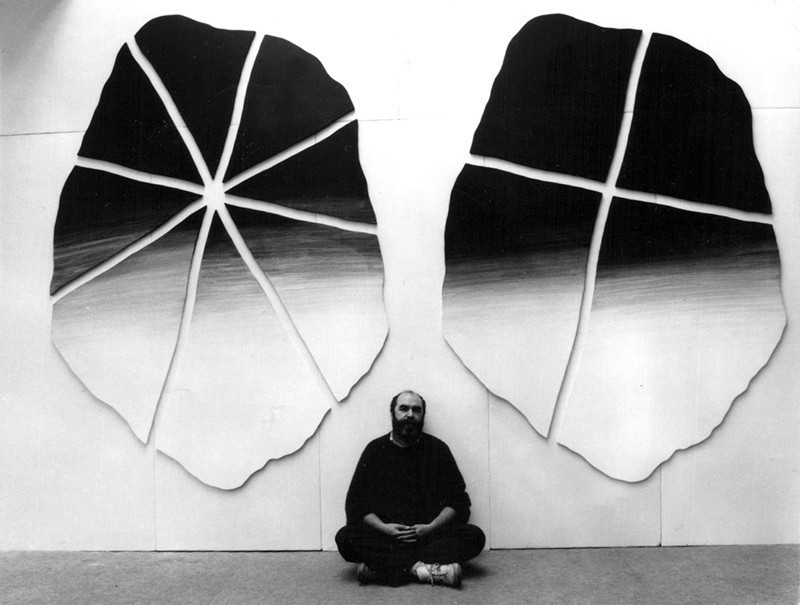 Rudolf Sikora, Odmocnenie tmy. 1988–1989. Slovenská národná galéria