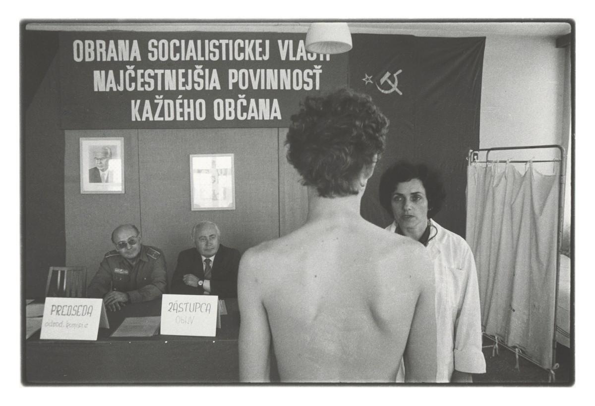 Jozef Sedlák, Odvody. 1987. Slovenská národná galéria