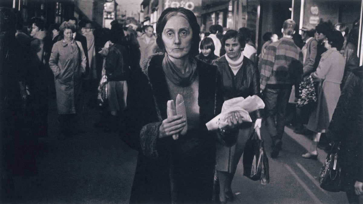 Juraj Bartoš, Obchodná ulica. 1985 – 1988. Slovenská národná galéria