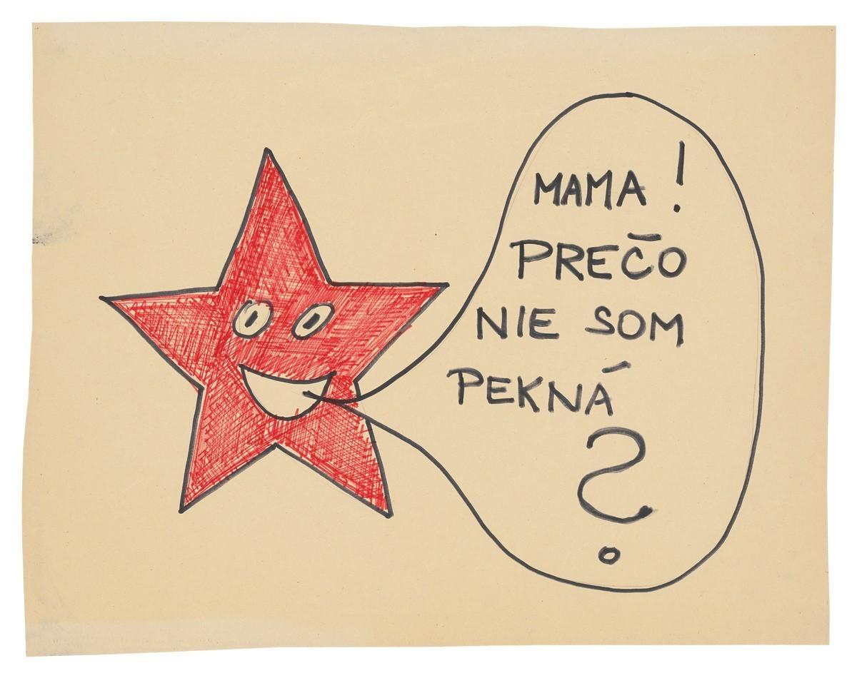 Mama! Prečo nie som pekná?. 1989. Slovenské národné múzeum – Historické múzeum v Bratislave