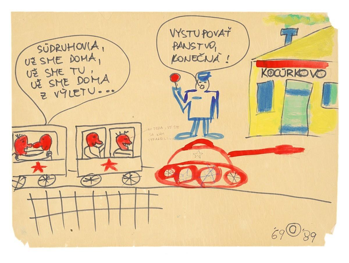 Kocúrkovo. 1989. Slovenské národné múzeum – Historické múzeum v Bratislave