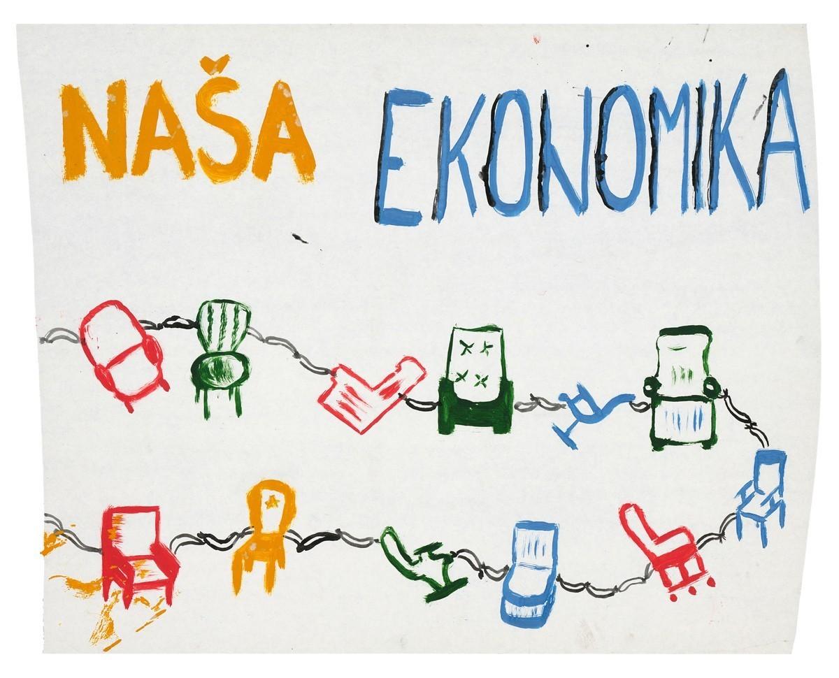 Naša ekonomika. 1989. Slovenské národné múzeum – Historické múzeum v Bratislave